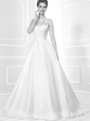 Ellis Bridal – Size 10 dress – Kent