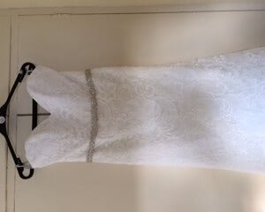 Lace dress – Size 10 dress – Leeds - 4