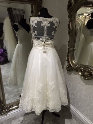 Romantica – Size 12 dress – Evesham - 2