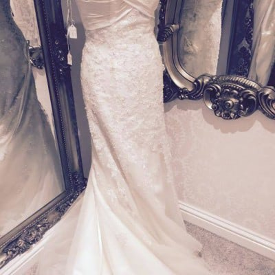 Eternity Bride Gown | £500