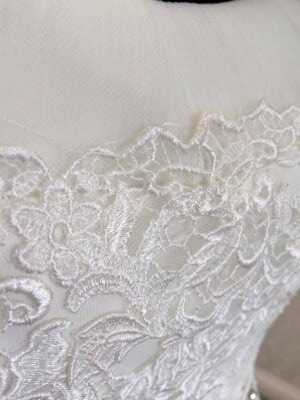 Lace dress – Size 12 dress – Evesham - 2