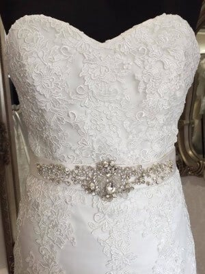 Mori Lee – Size 14 dress – Evesham