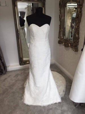 Mori Lee – Size 14 dress – Evesham - 3