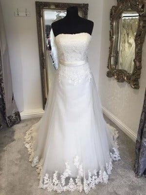 Fara Sposa – Size 14 dress – Evesham