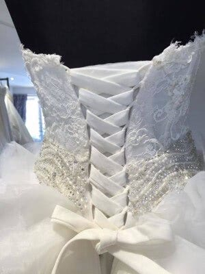 Tulle dress – Size 6 dress – Evesham - 6
