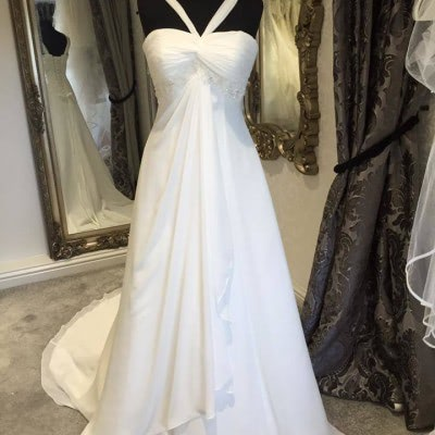 Romantica Opulence Wedding Dress | £600