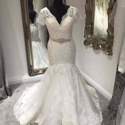 Eddy K Wedding Dress | £650