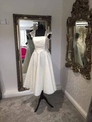 Tulle dress – Size 12 dress – Evesham