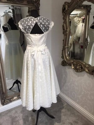 Tulle dress – Size 12 dress – Evesham - 2
