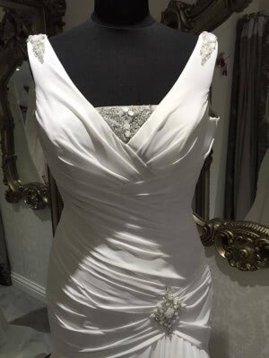 Ellis Bridal – Size 12 dress – Evesham - 2