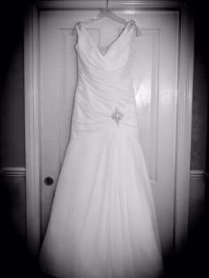Ellis Bridal – Size 12 dress – Evesham - 7