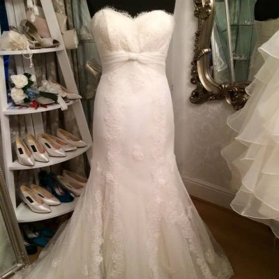 Donna Lees Designs Bridal Wedding Dress | £670