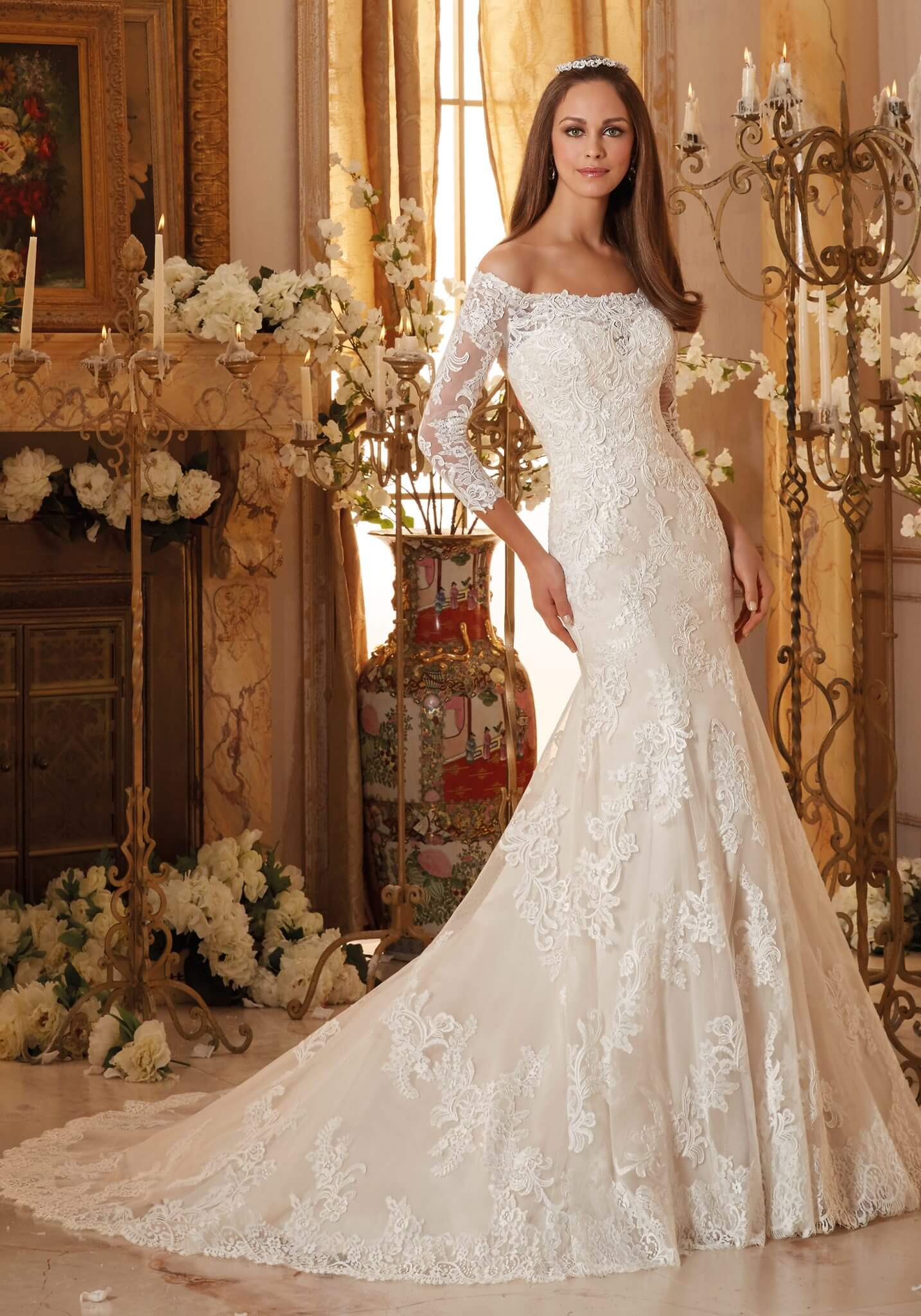 Mori Lee – Size 6 dress – London - Size 6
