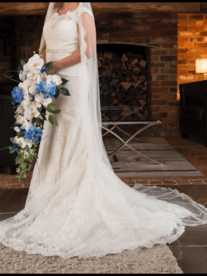 Mori Lee – Size 12 dress – Amesbury