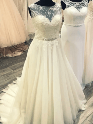 Preloved Wedding Dresses Second Hand Preowned Wedding Gowns