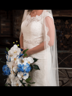 Mori Lee – Size 12 dress – Amesbury - 2