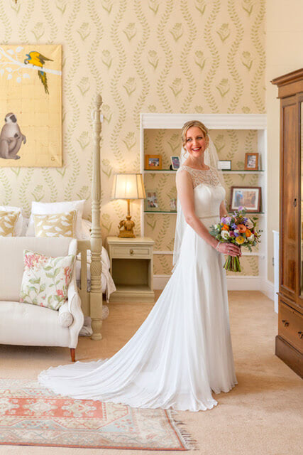Maggie Sottero – Size 8 dress – crowthorne - Size 8