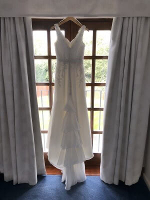 Organza dress – Size 12 dress – South Croydon