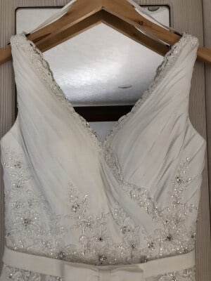 Organza dress – Size 12 dress – South Croydon - 6