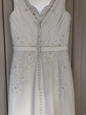 Organza dress – Size 12 dress – South Croydon - 7