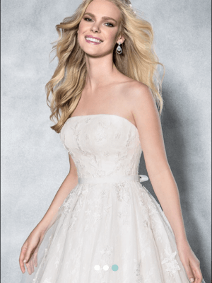 Tulle dress – Size 14 dress – Edgware