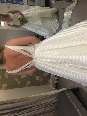Hayley Paige – Size 10 Ball Gown dress | Second hand wedding dresses Essex - 5