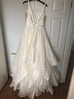Hayley Paige – Size 10 Ball Gown dress | Second hand wedding dresses Essex - 2
