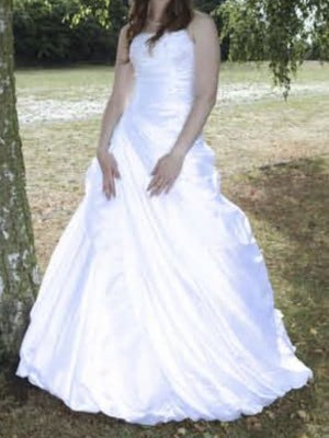 Sottero and Midgley – Size 8 A-Line dress | Second hand wedding dresses London