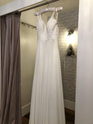 Stella York – Size 18 Sheath dress | Second hand wedding dresses Weybridge - 4