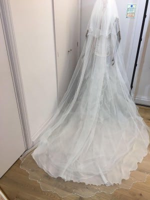 Elie Saab – Size 10 Strapless dress | Second hand wedding dresses London - 8