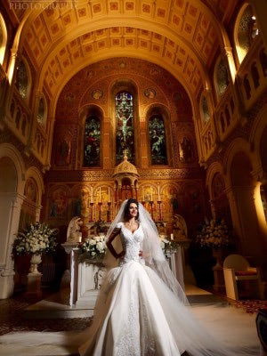 Bespoke / Other – Size 8 Fit and Flare dress | Second hand wedding dresses Newry
