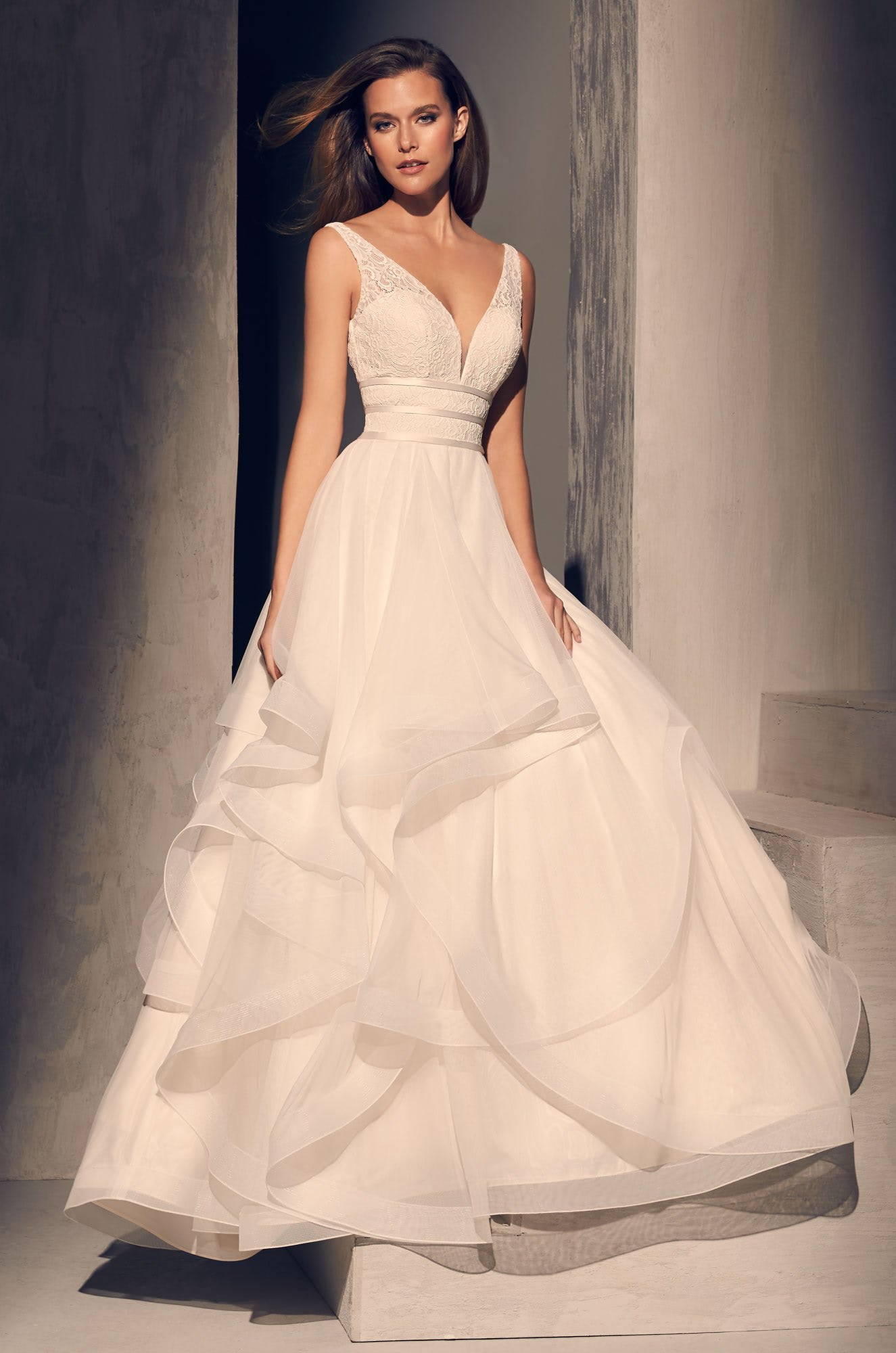 Mikaella – Size 12 Ball Gown dress | Second hand wedding dresses Magherafelt - Size 12