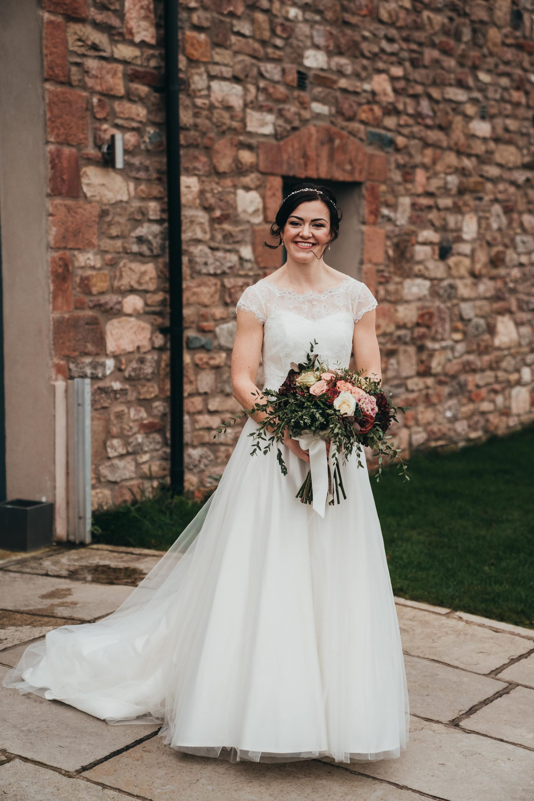 So Sassi – Size 12 A-Line dress | Second hand wedding dresses Ulverston - Size 12