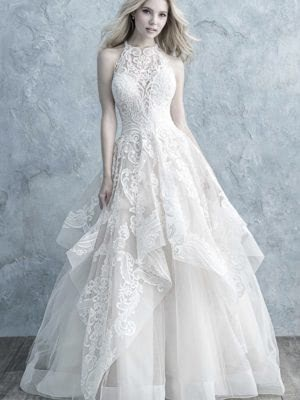 Allure Bridals – Size 14 Ball Gown dress | Second hand wedding dresses Stoke on Trent - 2