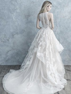 Allure Bridals – Size 14 Ball Gown dress   Second hand wedding dresses Stoke on Trent