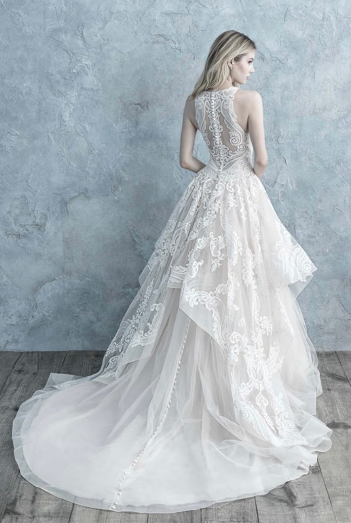 Allure Bridals – Size 14 Ball Gown dress | Second hand wedding dresses Stoke on Trent - Size 14