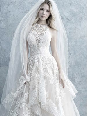 Allure Bridals – Size 14 Ball Gown dress | Second hand wedding dresses Stoke on Trent - 3